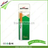 Ocitytimes 500 puffs Top quality A Grade disposable e-cigarette 500 puffs electronic cigarette 500 puffs empty disposable e cig