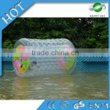 Hot Sale PVC/TPU inflatable water roller,water roller ball price,water walking roller ball