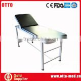 Adjustable backrest adjustable medical examination couch patient examination bed