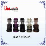 RAYS TYRE VALVE MS525S METAL CLAMP-IN TUBELESS TIRE VALVE
