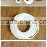 2mm ptfe tube/100% pure PTFE Tube/Pipe/hose/300mm 200mm ptfe pipe/PTFE extruded tube hose pipe