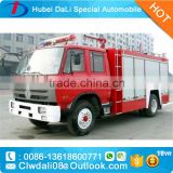 Dongfeng Water and Foam 8,000 L fire fighting truck vehicle 4*2 Manufacture left /right driving
