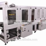 YK-ST6030Z+YK-SM6040 Frontal Feeding Auto Bottle Sleeve Sealing &Shrinking Packagers Wrapping Machine