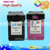 bulk buy from china compatible hp 60XL black ink cartridge for inkjet cartridge for printer hp 2580/4260
