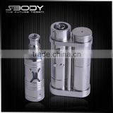 2015 X-Rock S-body new atomizer super vapor cigarette alibaba rdta tank