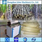 high quality sugarcane peeling machine|sugarcane peeler for sale