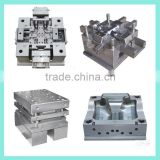 double color injection tooling mould 2K plastic mold maker