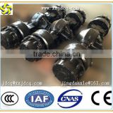 Chinese forklift steering drive axle assembly manufacturer for Hangzhou Maximal forklift 12A30X-01000 spare parts 10Gb