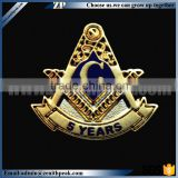 Wholesale Masonic Items, Custom Masonic Lapel Pin, Masonic Badges                                                                         Quality Choice
