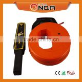 ONQA Depth Finder Steel Fish Tape, Pvc Fish Tape, Steel Wire Puller 15-60m