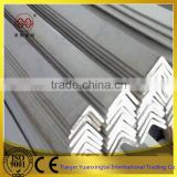 made in china construction building material equal angle steel bar for stock