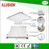 40W 3000k/4000/6000k 600*600 CE RoHS certified led panel light material 6063 PURE ALUMINIUM