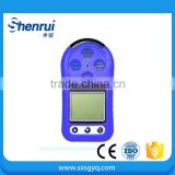 cheap price gas volume tester air sampler Portable chlorine gas tester digital flow meter