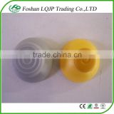 For GameCube Controller Thumbstick/Joystick Repair Caps-Yellow/Gray Anolog ThumbStick Caps for NGC