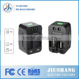 2016 HOT New Corporate Gift for VIP Customer unviersal travel adapter for Travel Gift Business