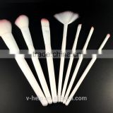 Makeup Brushes 3 Sides of Brush Handle Contour Brush Set Pro Synthetic Contouring Brush Kit Cosmetics Powder Cream Concealer Fou