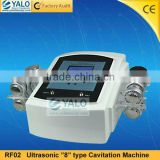 Body Slimming Machine YL-RF02 Microcurrenct Ultrasonic Cavitation Body Sculpting With CE Cavitation Medical Ultrasound Machine
