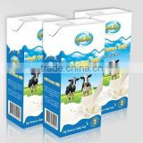 INQUIRY ABOUT UHT Long Life Milk - New Zealand / Australia