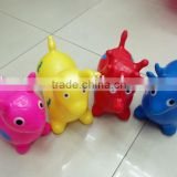 Yiwu jumping bouncing inflatable animal horse toy for child