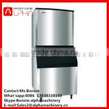 Large output professional Top Sales mini cube ice maker machine/ ice block making machine