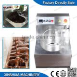 Inquiry about Manual tempering melting chocolate coating machine