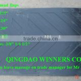 24X36 inch rubber mud flap
