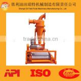 Oilfield equipment solid control equipment Desander high quality manufacturer API standard