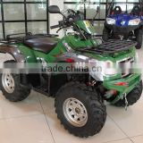 EPA certificated 500cc powerful off road 4x4 automatic transmission shaft drive quade bike
