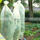 transparent plastic film with micro hole for small trees protective