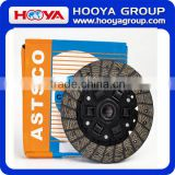225*150*21*29.8mm Rubber Type Clutch Disc
