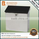 Hot sheet metal letter boxes and paper sheet metal letter boxes
