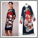 Women Designer Dress Printed Floral Dress