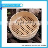 Chinese mini bamboo Steamer Basket Portable Food Steamer Set