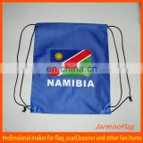 Namibia National Flag drawstring bag