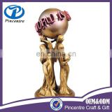 Custom 40cm Resin The World Is Yours Statue Full Size For Wholesale