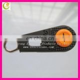 2014 Factory directly sale custom soft pvc zipper slider puller silicone zipper pull head