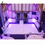 China Supplies Led Starlit Illuminated DJ Dance Floor For Sale