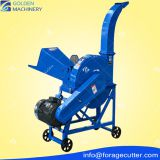 Farm Machinery Equipment Small Hay Cutter Chaff Forage Chopping Machine For Livestock