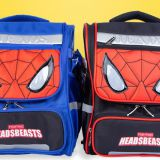 2019 Marvel Iron Man schoolbag students reduce the burden of multifunctional waterproof children cartoon double shoulder backpack