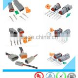 Automotive DT series DT04-4P DT06-4S deutsch connector waterproof for truck engine                                                                         Quality Choice