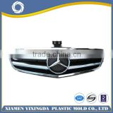 ISO9001:2008 standard factory price high quality plastic auto parts for Benz front car bumper
