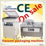 brick shape vacuum packer with reasonable price SHZ-300/400