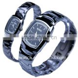 Quartz Stainless Steel lover Watch