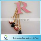 "Letter ""R"" Pendant design for bags, clothings, belts and all decoration"