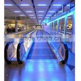 EN115 Outdoor Indoor Horizontal Aluminum Pallet Moving Walks for Shopping Center Airport and Mall