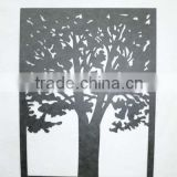 2015 Hot Sales China Metal Wall Art Tree Home Decor                                                                         Quality Choice