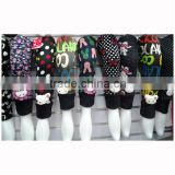 2013 Colorful fashion lady capris custom tights leggings