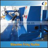 ultrasonic hot fix setting machine/ultrasonic rhinestone hot fix machine/rhinestone installer machine