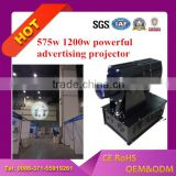 outdoor building projector long distance 100 m advertising product