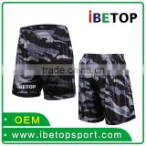 Fashion design custom sublimated soccer short wholesales menufacture